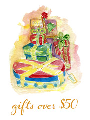 Gifts Over $50